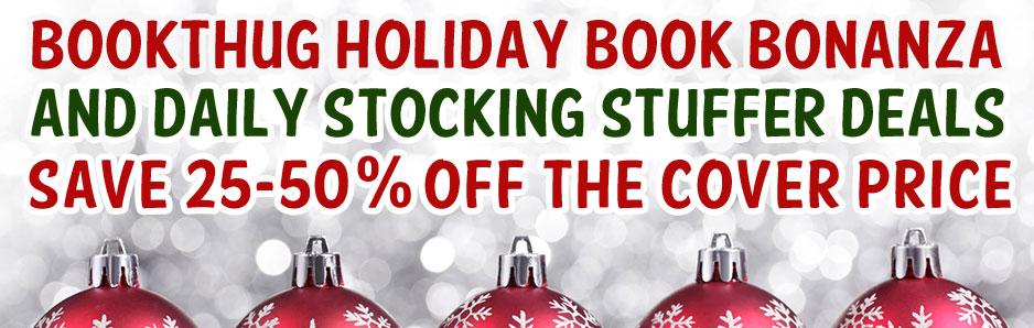 BookThug Holiday Book Bonanza
