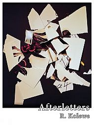 Afterletters by R. Kolewe