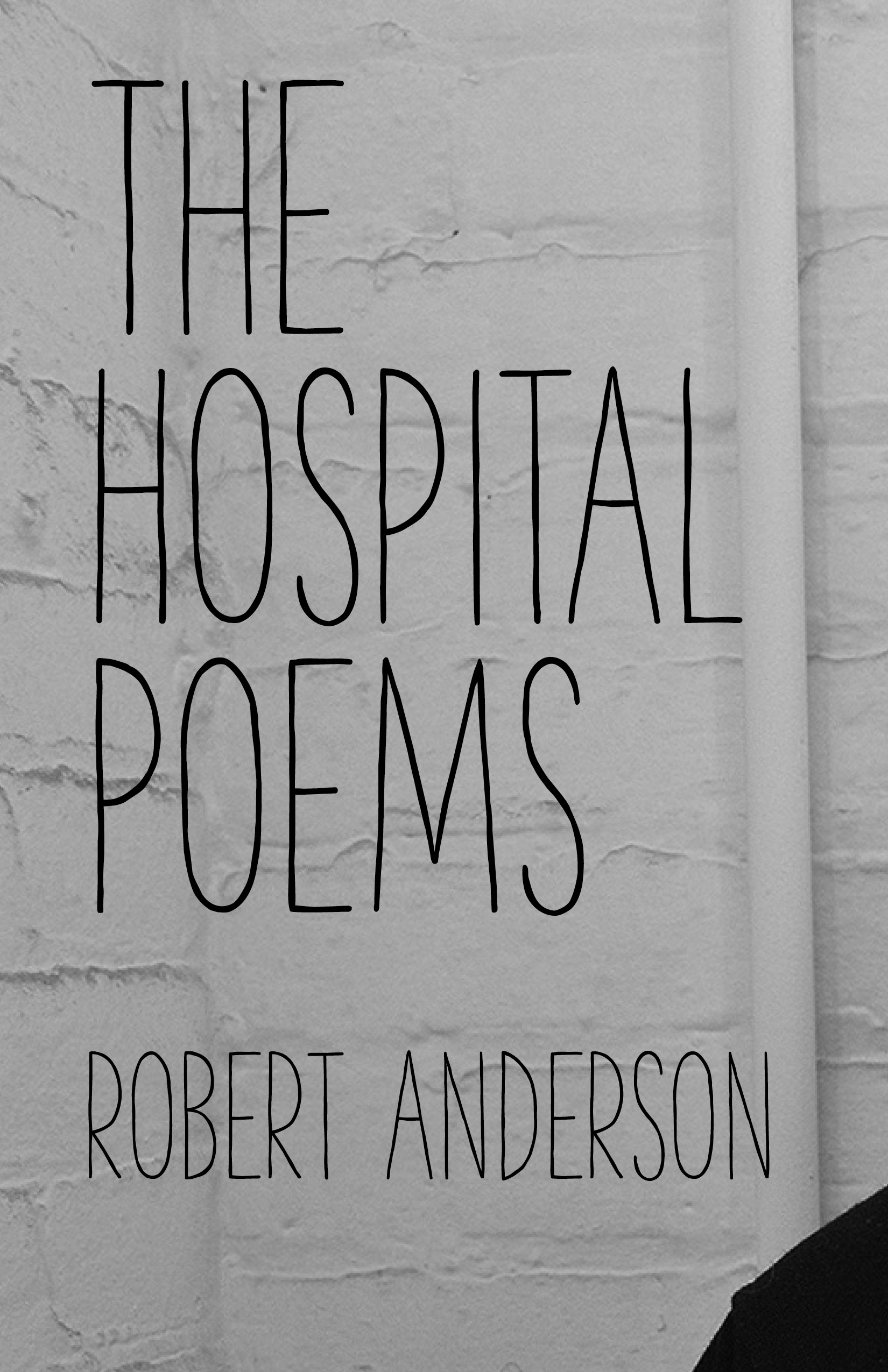 the hospital poems by robert anderson bookthug ca
