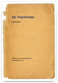 bp: beginnings by bpNichol