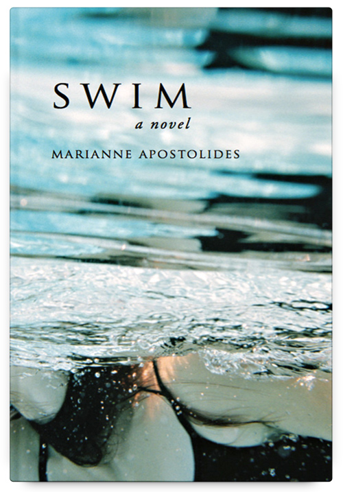 Swim by Marianne Apostolides