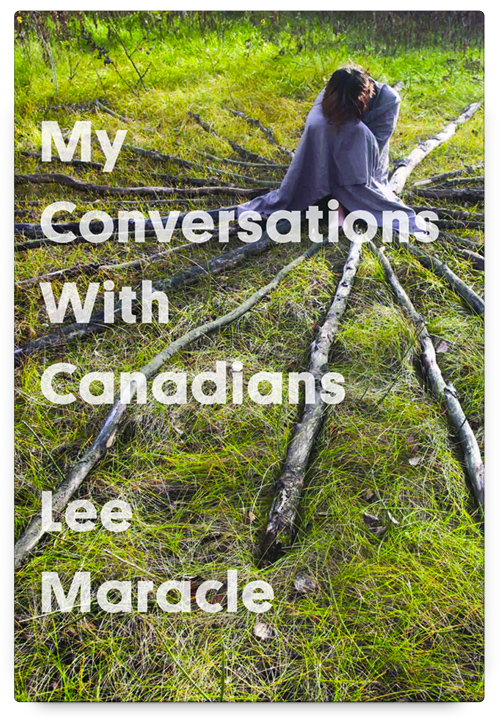 My Conversations With Canadians by Lee Maracle