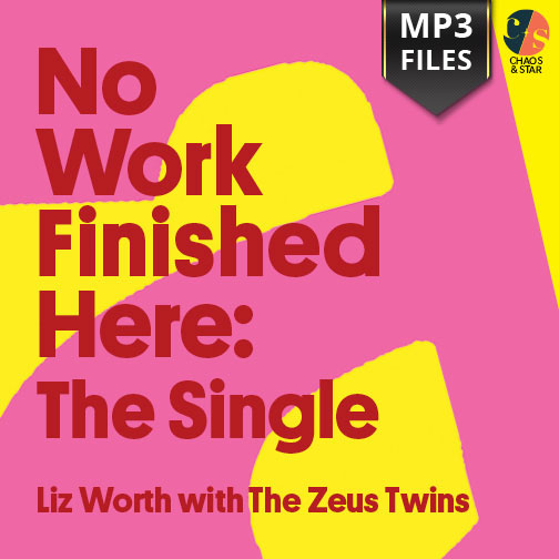 No Work Finished Here: The Single MP3 Digital Downloads