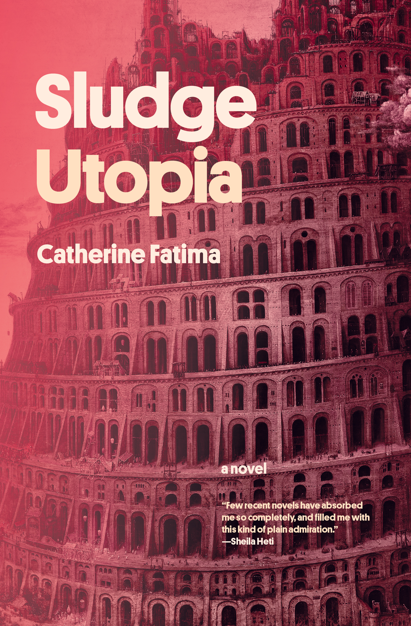 Sludge Utopia by Catherine Fatima