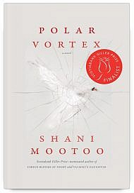 Polar Vortex by Shani Mootoo Book Cover - Giller Shortlist