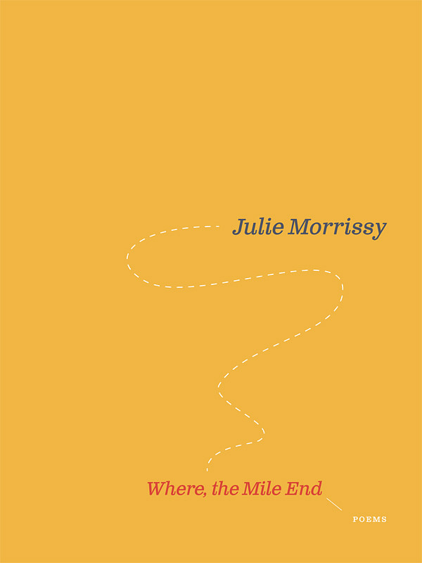 Where, the Mile End by Julie Morrissy