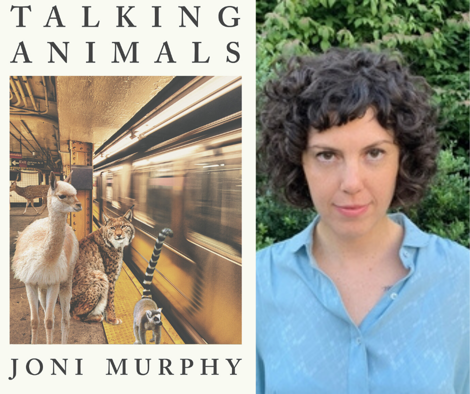 Talking Animals by Joni Murphy