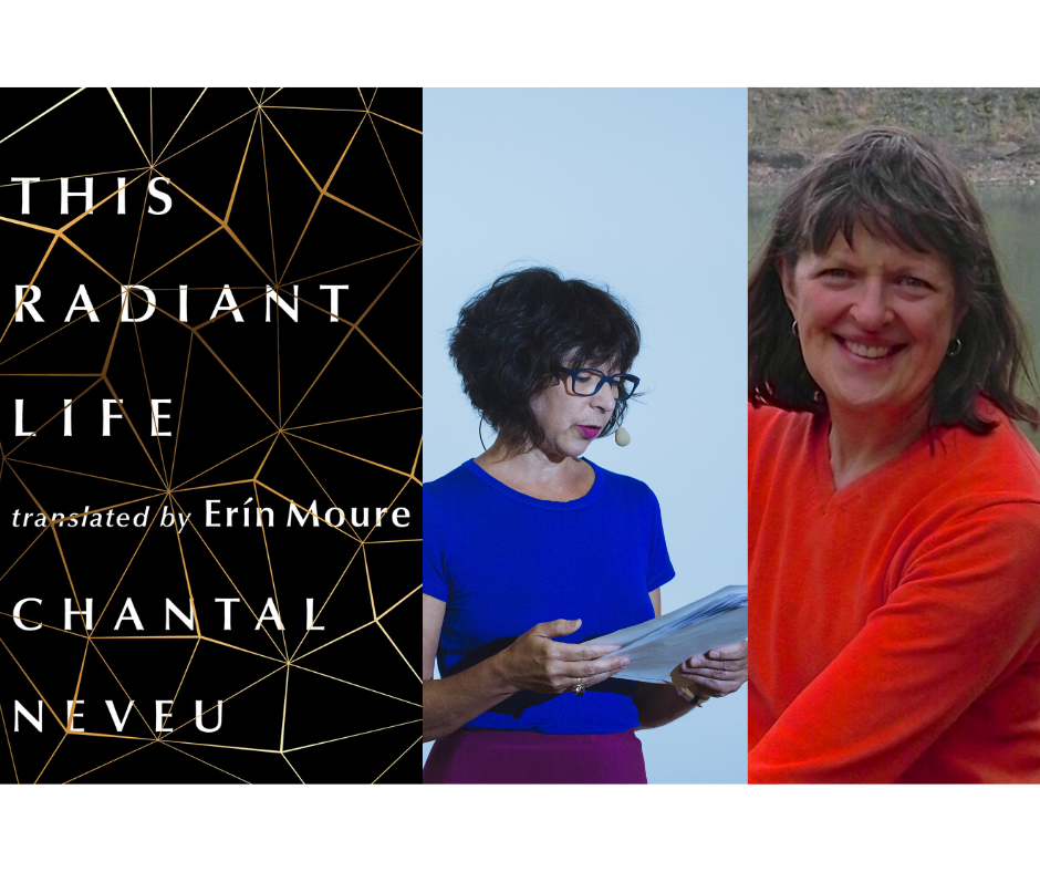 This Radiant Life by Chantal Neveu, translated by Erín Moure