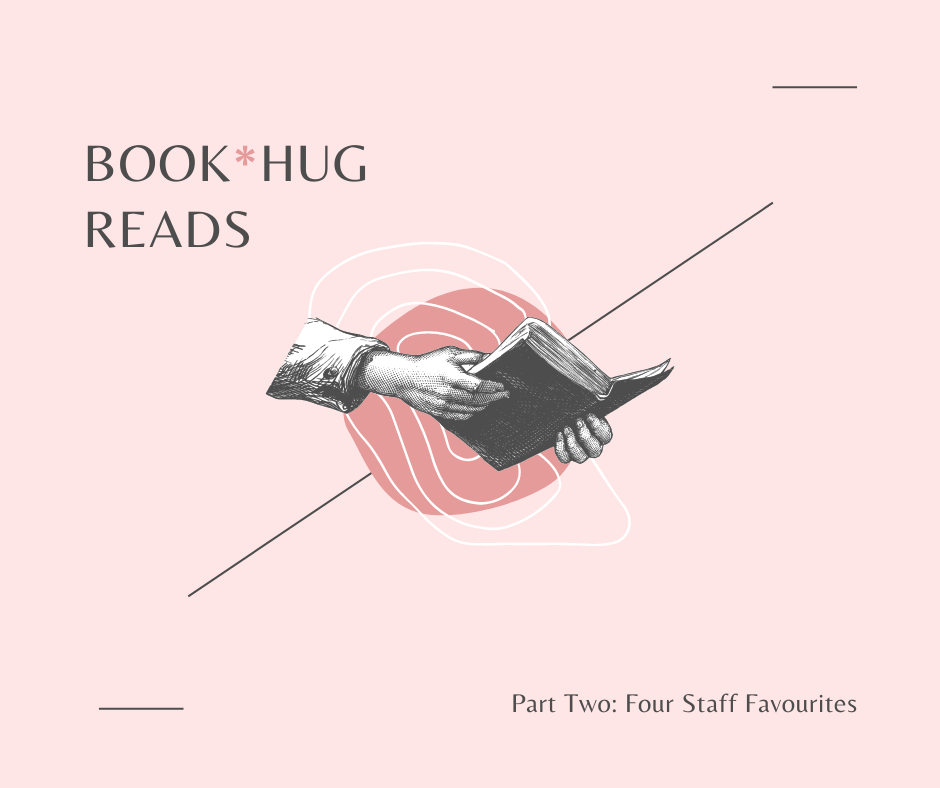 Book*hug Reads, Part Two