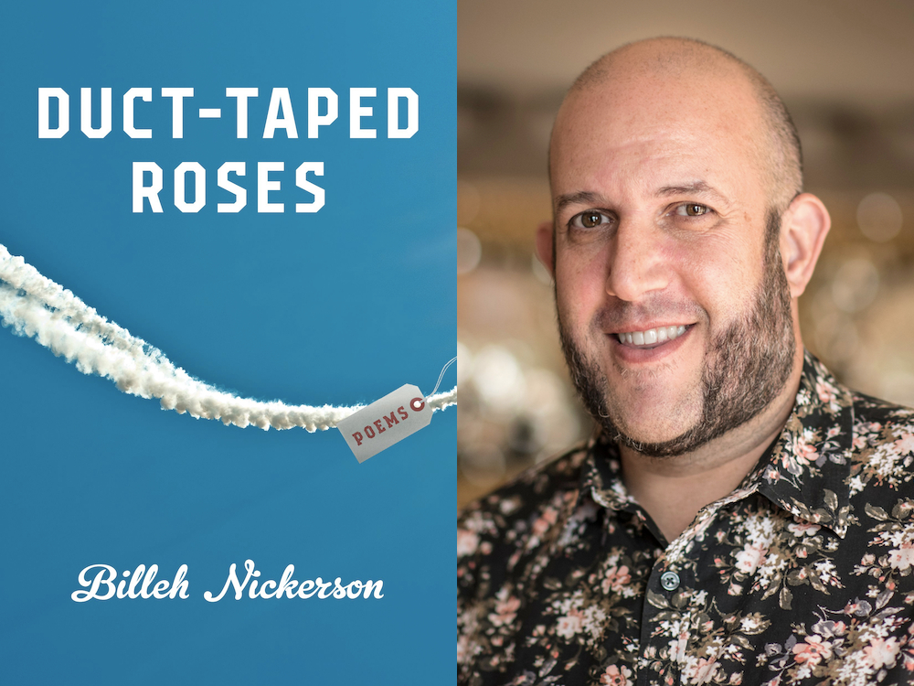 Duct-Taped Roses by Billeh Nickerson