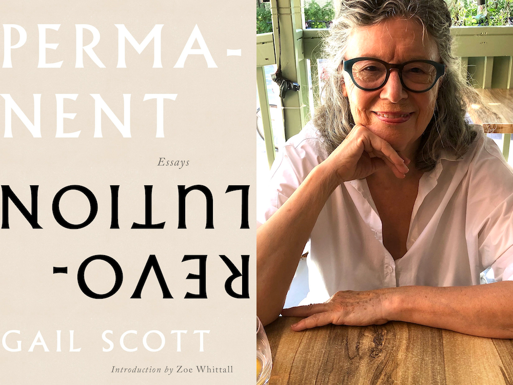 Permanent Revolution by Gail Scott